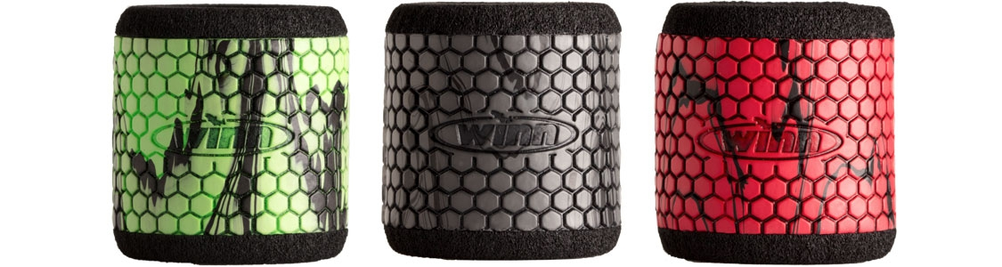Winn Grip Sleeves - Straight 3 Pack
